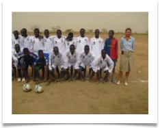 SOS Elephants Soccer Team